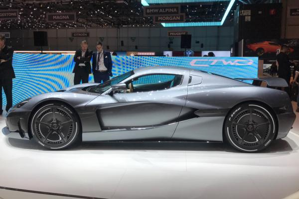 Rimac c two