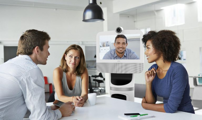 collaborative telepresence