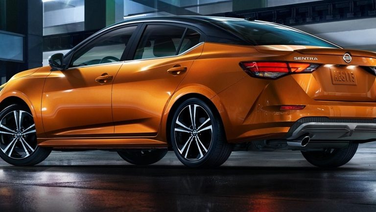 Nissan Sylphy 2020